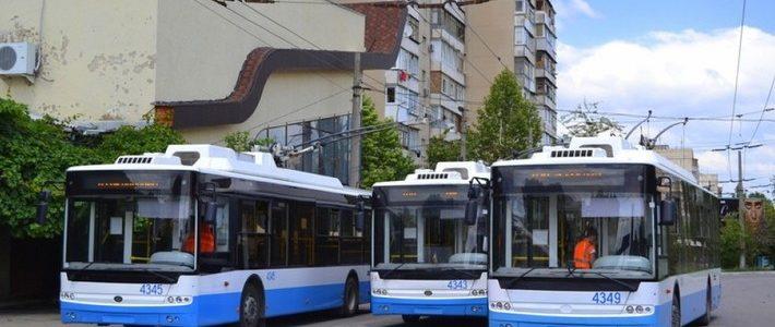 Мэр Симферополя пообещал запустить в городе 150 больших автобусов